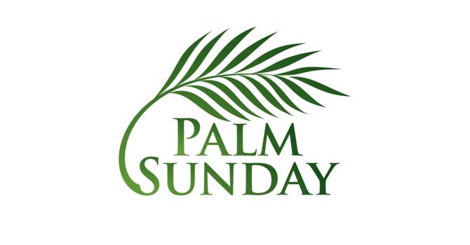 Worship Video, March 28- Palm Sunday